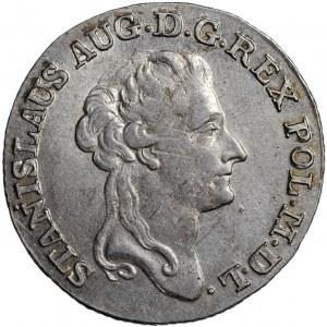 Stanisław August Poniatowski Złotówka 1787 EB