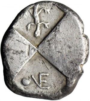 Tracja Chersones hemidrachma ok. 386-338 pne