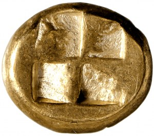 Grecja Kyzikos 1/6 statera 500-450 r.p.n.e.