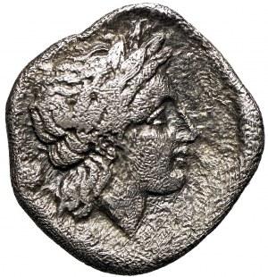 Phokis 352-351 r.p.n.e. AR-obol