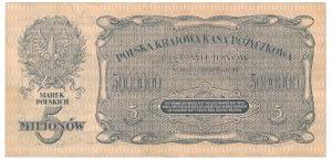 5 milionów 1923 - A -