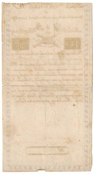 10 złotych 1794 -E- znw. D.C.Blauw - rzadka seria