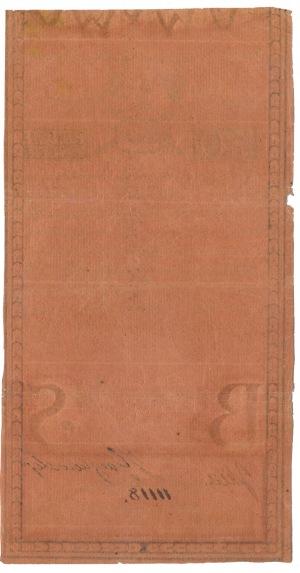 50 złotych 1794 - A - znw. C.I.Honig - bardzo rzadki znak wodny