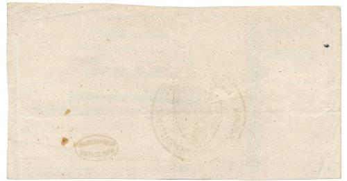 Rząd Narodowy Obligacja tymczasowa 100 złotych