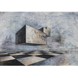 Iwona Gabryś, Kompozycja nr 111, 2017