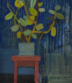 Łukasz Breitenbach, Rododendron na niebieskim tle