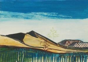 Edward DWURNIK (ur. 1943), Góry Świętokrzyskie, 2001