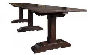 Stół refektarzowy (An Italian walnut refectory table)