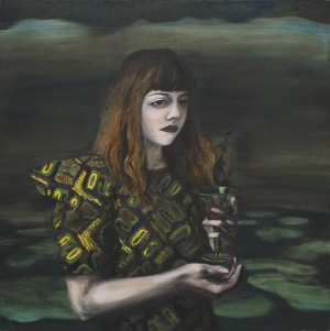Daria Wollman, Bliźniaczka II, 2016