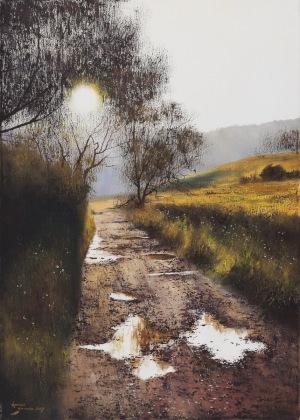 Konrad Hamada, Droga pod słońce, 2017