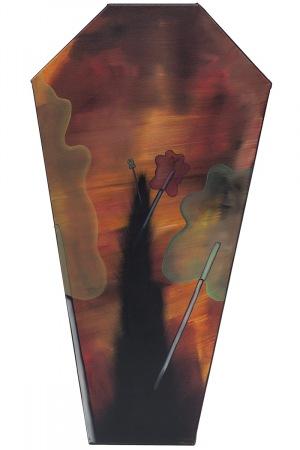 Ziemowit Fincek, Trumienka z żelkowymi misiami, 2016