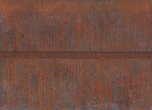 Tomek Mistak, Corten Steel Plate No. 11, 2017