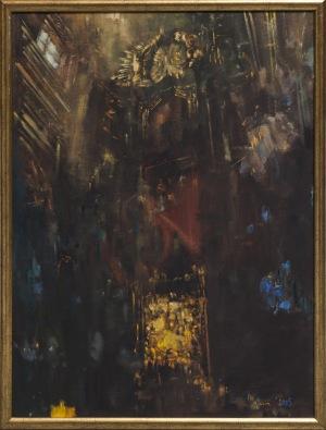 Michał Baca, Święta Lipka, 2005