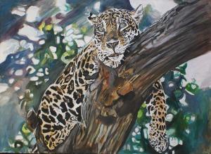 Ilona Foryś, Jaguar, 2017