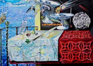 Ilona Foryś, Still Life, Fast Moving (2017)