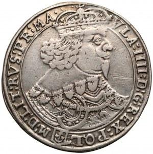 Władysław IV Waza, Talar Bydgoszcz 1642 GG