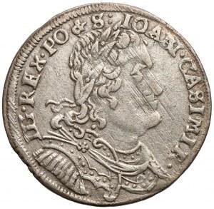 Jan II Kazimierz, Ort Wschowa 1653