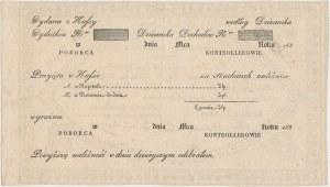 Asygnacja Skarbowa na 200 złotych 1831