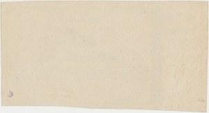 Powstanie Styczniowe, Oblig. tymczasowa 100 złotych 1863