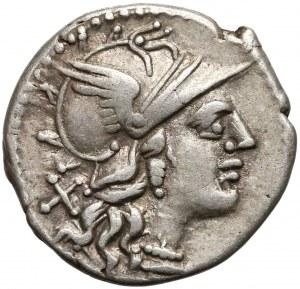 P. Aelius Paetus (138 r pne), Denar