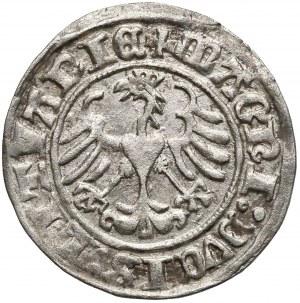 Zygmunt I Stary, Półgrosz Wilno 1510 - +