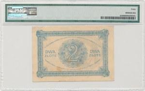 2 złote 1919 - S.95 A - PMG 40