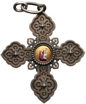 Krzyż typu bizantyjskiego XIX/XX wiek