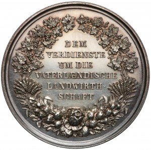 Niemcy, Medal nagrodowy towarzystwa rolniczego w Bawarii