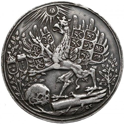 Bogusław XIV, Talar medalowy pośmiertny 1654