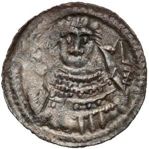 Władysław II Wygnaniec, Denar Książę i Biskup - podwójne E