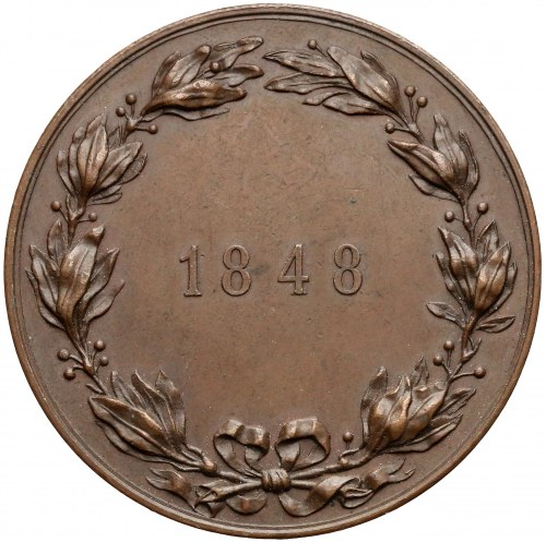 Austria, Medal 50-lecia wiosny ludów 1898