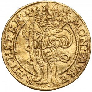 Joachim, Henryk II , Jan i Jerzy, Dukat 1545