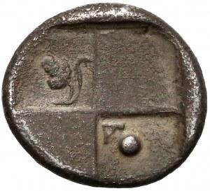 Grecja, Tracja, Chersonez, Hemidrachma (350-300 pne)