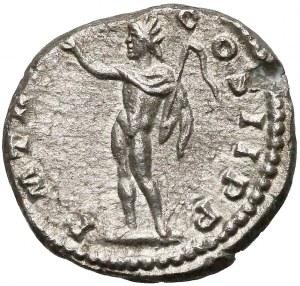 Septymiusz Sewer, Denar Rzym 197-198 - Sol