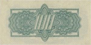 Czechosłowacja, 100 koron 1944 - AA