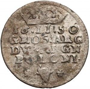 Jan II Kazimierz, Dwugrosz Bydgoszcz 1650 C-G - POLONI