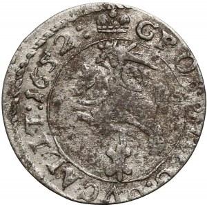 Jan II Kazimierz, Grosz Wilno 1652