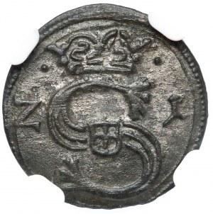 Zygmunt III Waza, Trzeciak Poznań 1621