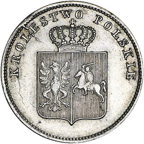 2 złote 1831