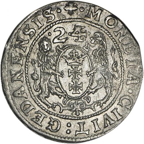 Ort Gdańsk 1624/3