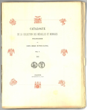 Czapski T. V wyd. 1916