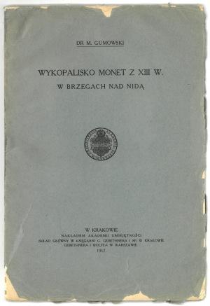 Gumowski Wykopalisko monet w Brzegach nad Nidą