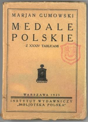 Gumowski Medale Polskie 1925
