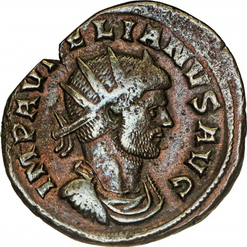 Antoninian Aurelian ex C. Dattari