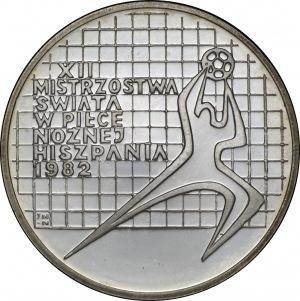 200 złotych 1982 XII Mistrzostwa Świata w Piłce Nożnej Hiszpania 1982