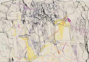 Gossia Zielaskowska, White map, 2014