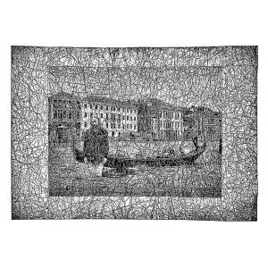 Andrzej Dudek-Dürer, Stojąc na wodzie, 2009