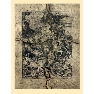 Andrzej Dudek-Dürer, Spalona Apokalipsa ver III, 2013