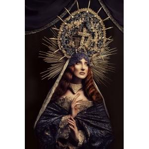 Katarzyna Widmańska Red Madonna