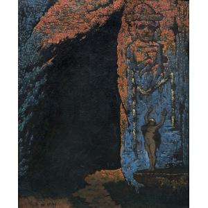 Wawrzeniecki Marian, OFIARA SMOKA WAWELSKIEGO, 1906